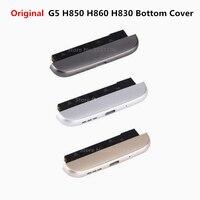 XIANHUAN Original Bottom Cover For LG G5 H850 H860 Bottom Housing Cap Loudspeaker Ringer USB Charging