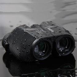 Free shipping 10X25 HD All-optical green film waterproof binoculars telescope for travel binoculars drop selling