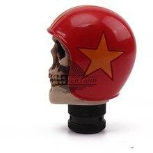Custom Gear shift knobs skull