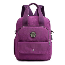 New Women Backpack Multifunction Waterproof Nylon Lady Backpacks Female Casual Travel Bags mochila feminina Student