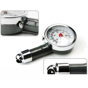 Image 3 - Auto โลหะรถบรรทุกรถแข่งรถเครื่องวัดความดันยางรถยนต์ยาง Meter Tester การตรวจสอบระบบเครื่องมือวัดยาง