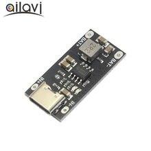 3A высокий ток 3.7V3.6V литий-полимерный Батарея быстрая зарядная плата IP2312 при напряжении от 5 В до 4.2V4.35V 18650 трехкомпонентная литиевая Зарядное устройство Модуль