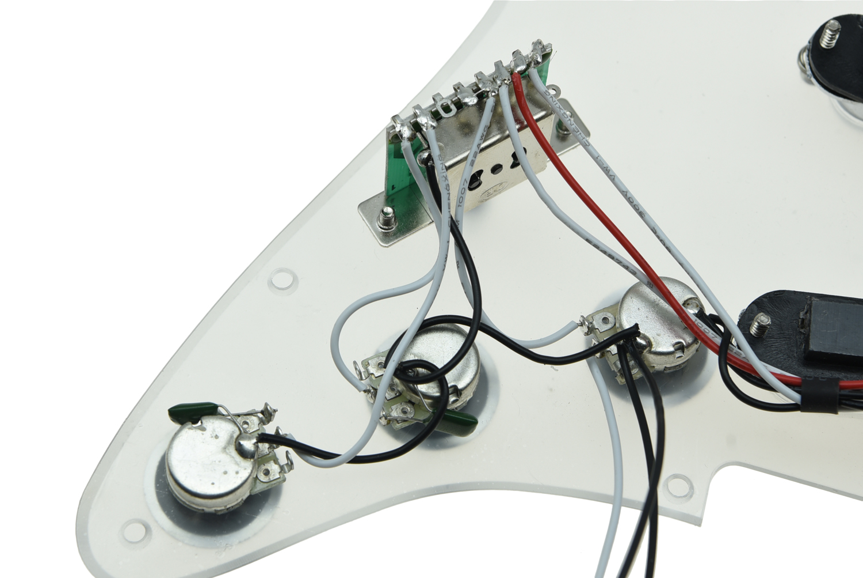 KAISH Various Custom Loaded Strat Pickguard Prewired ST Pickguard ...