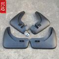 for 2014-15 Chery Tiggo 3   High-quality soft plastic  Mud Flaps Splash Guard Fender car styling