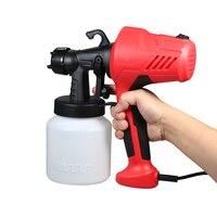 Promotional 400W Adjustable High Voltage Electric Spray Gun Cake Chocolate Painting Sprayer Gun Handheld Paint Spray Gun 2.5MM