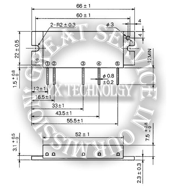 M57741 430-450 МГц 12.5 В, 33 Вт, SSB МОБИЛЬНОЙ РАДИОСВЯЗИ