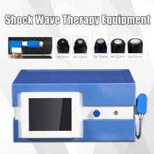 German Imported Compressor Shock wave machine Shockwave Therapy Machine Extracorporeal Shock Wave Therapy Equipment CE normal shock wave