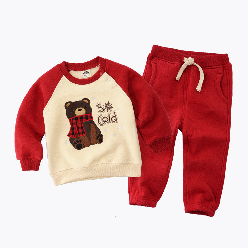 Spring Baby Girl Clothing Set Kids Cartoon Sport Suits Children Tracksuits Boys Sweatshirt Toddler Character Casual Clothes 2pcs wholesale new fashion autumn casual sport suits tracksuits for kids gold chain printing hip hop outwear boys clothing sets