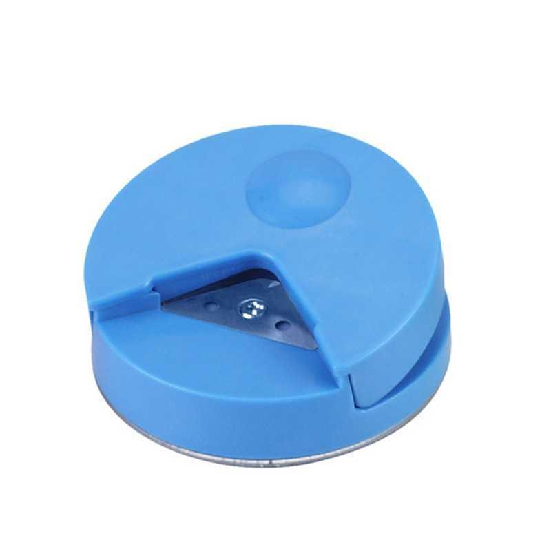 R4 прибор для радиусной обработки углов Бумага с перфорированной картой фото мини аппарат для резки бумаги инструмент для ремесла скрапбукинга DIY принадлежности для студенческим пакетом Office