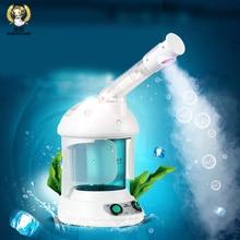 Portable Vapour Ozone Facial Skin Relax Moisturizer Steamer