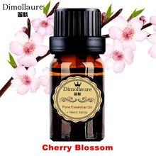Dimollaure Cherry blossom essential oil clean air Relax spir