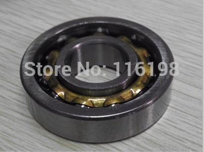 M25 magneto angular contact ball bearing 25x62x17mm separate permanent magnet motor ABEC3 high precision quality l25 magneto angular contact ball bearing 25 52 15mm separate permanent magnet motor