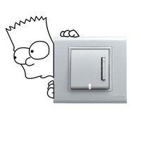 Наклейка к выключателю   ???? Оригинально и забавно