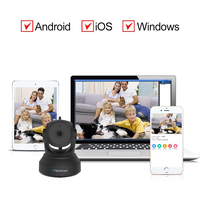 Video Baby Monitor with Motion Detection