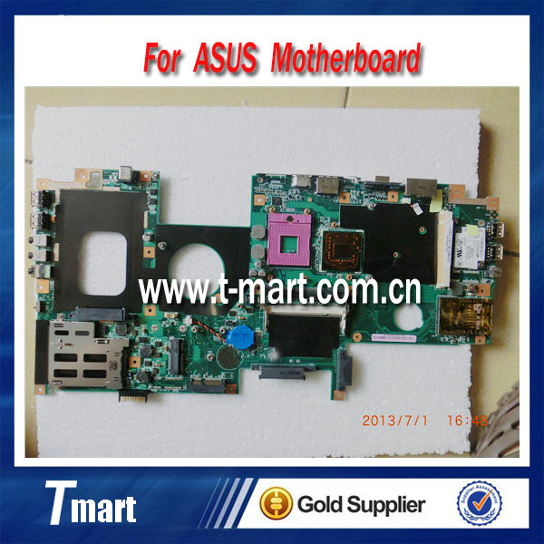 ФОТО 100% Original  for ASUS  X71SR M70S laptop motherboard good condition working perfectly