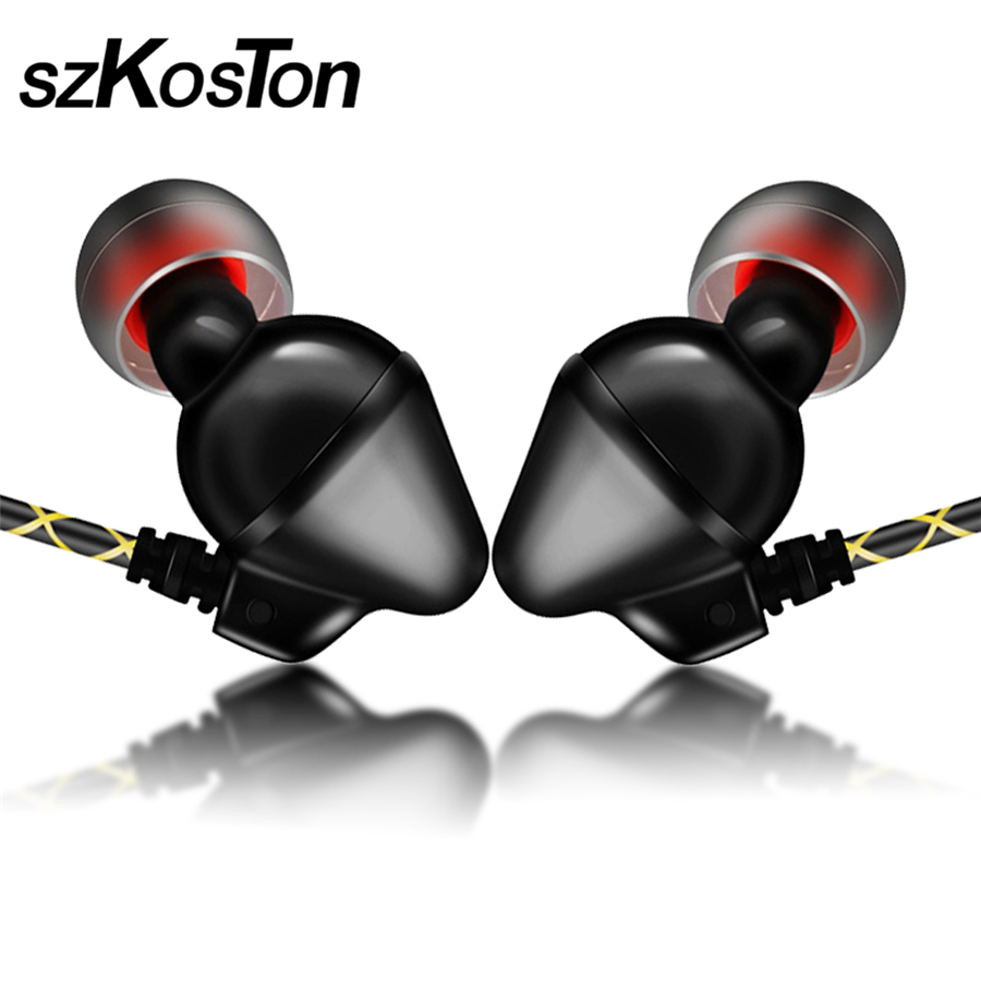 In-Ear Earphones Professional sports stereo Headset With Microphone Super Bass For Xiaomi iPhone all Smartphone  pc mambaman me17 stereo earphones 3 5mm bass headset in ear portable earbuds with microphone for huawei xiaomi iphone 6 mp3 player
