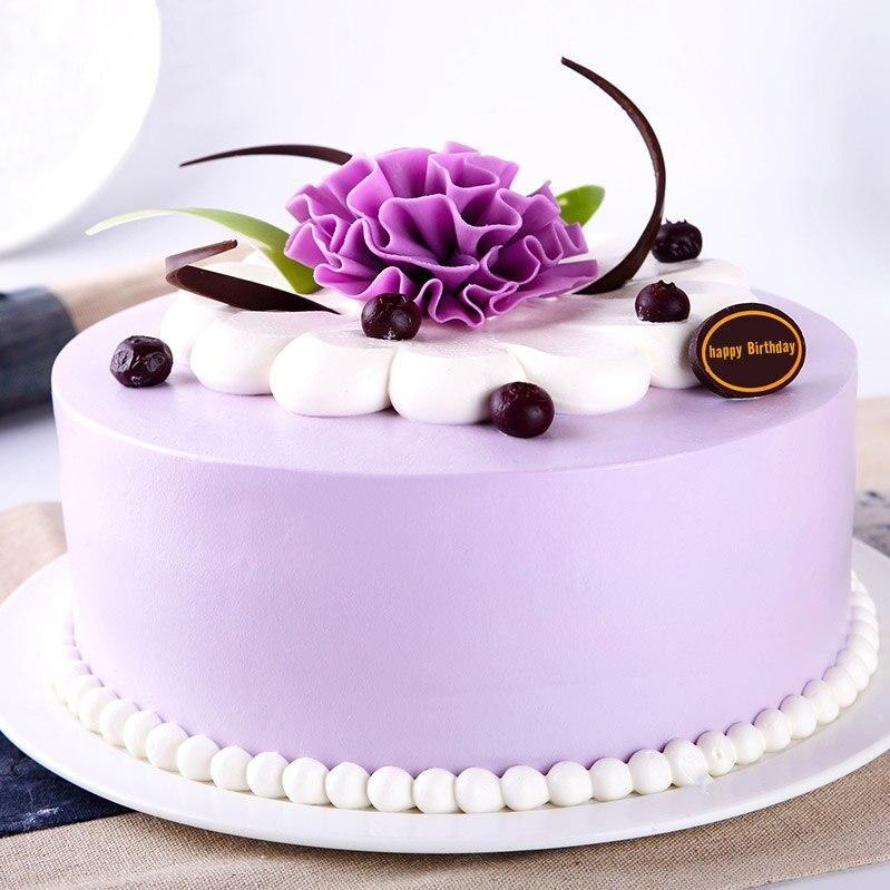 4Pcs/Set Cake Decorating Comb Cake Scraper Smoother Cream Decorating Pastry Icing Comb Fondant Spatulas Baking Pastry Tools 2
