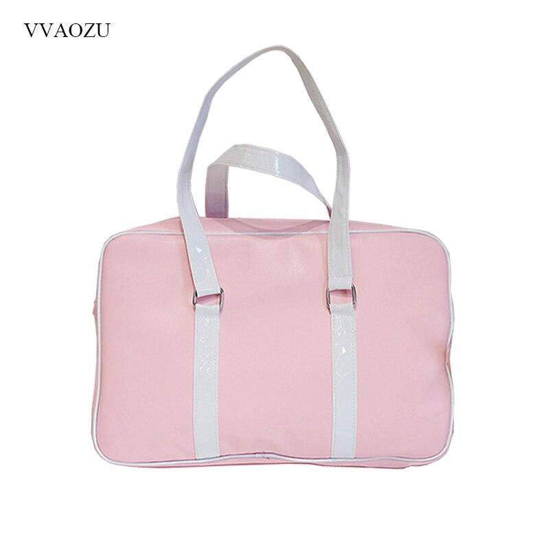 Kawaii Harajuku Pink Travel Shoulder Bag  2