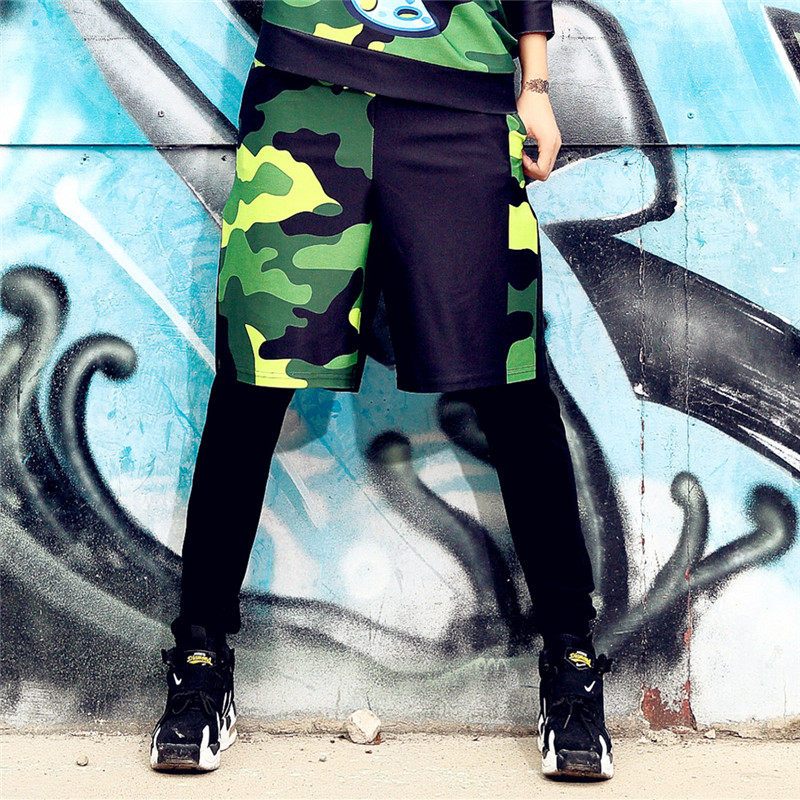 just.be.never camo cargo pants plus size clothes woman pants casual summer  hippy 76992c772f08