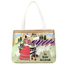 2015 Borsa Tottyblu Braccialini Italy Handicraft Art Countryside scenery women Shoulder Bag Female Tote Bag Handbag bag matilda italy bag page 8