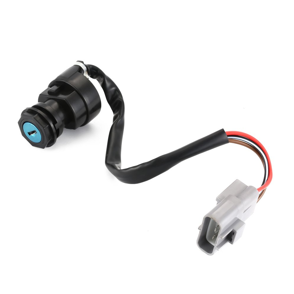 Lovely Ignition Key Switch For Yamaha Grizzly 660 Yfm660 2002 2003 2004 2005 2006 07 08 Atv Locks & Latches