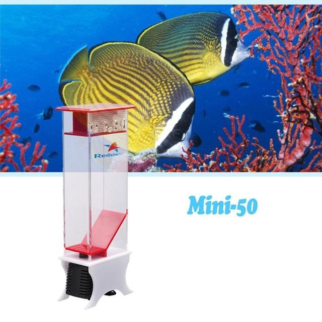 mini 50 bio pellet reactor pellet filter phosphate nitrate removal