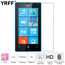 Screen-Protector Microsoft Nokia Lumia Front-Glass-Film Tempered-Glass for Nokia/535/430/..