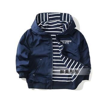 bebd54349d557b Nieuwe 2015 lente herfst jas baby kleding jongens jassen kids—Gratis  Verzending