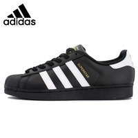 Original New Arrival Adidas Originals Superstar Classics Unisex Skateboarding Shoes Sneakers