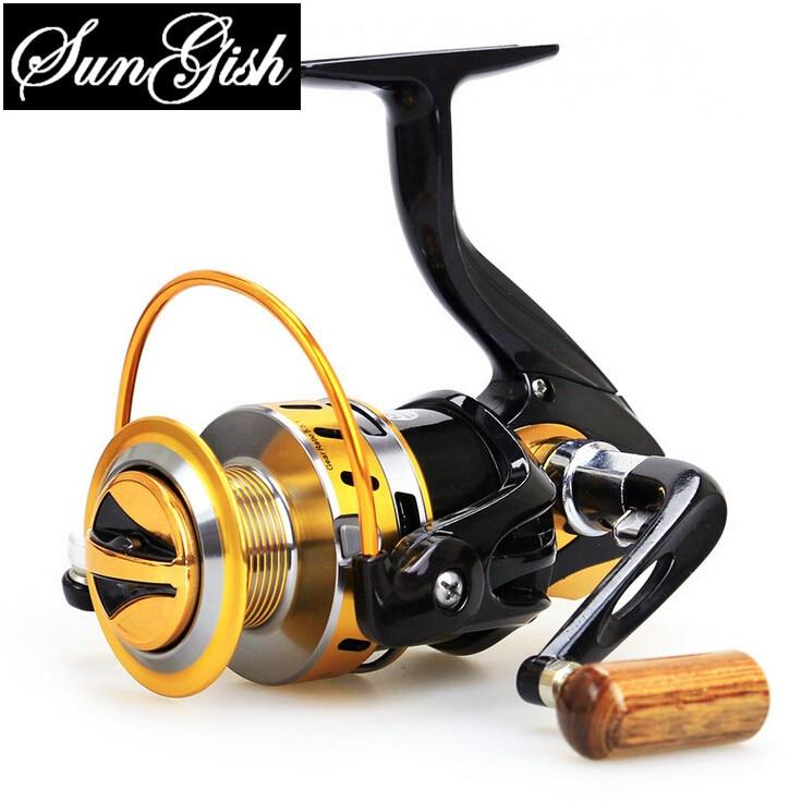 2017 new pattern metal rocker reel spinning wheel fishing for Rocking fishing rod