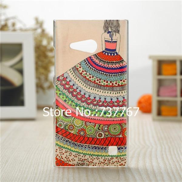 Για θήκη Nokia Lumia 730 / Πολυτελές - Ανταλλακτικά και αξεσουάρ κινητών τηλεφώνων - Φωτογραφία 3