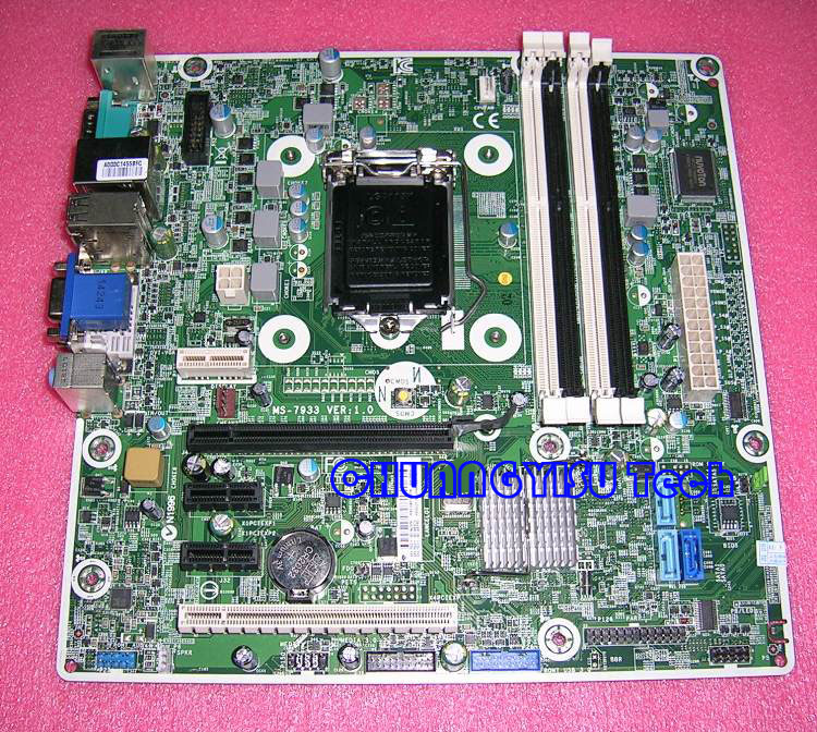 Free shipping CHUANGYISU for original Pro 490 G1 motherboard MS 7933 V1 0 755311 001 755311
