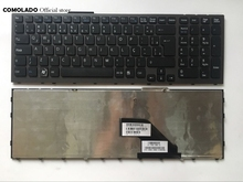 BR Brazil Keyboard For SONY VPCF VPCF11 VPCF12 VPCF13 F11 F12 series With Silver Frame Laptop LAYOUT