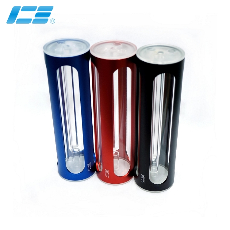 IceManCooler water cooling block full metal shell composite double water glass tank excellent workmanship excellent shell home zsh999 page 2