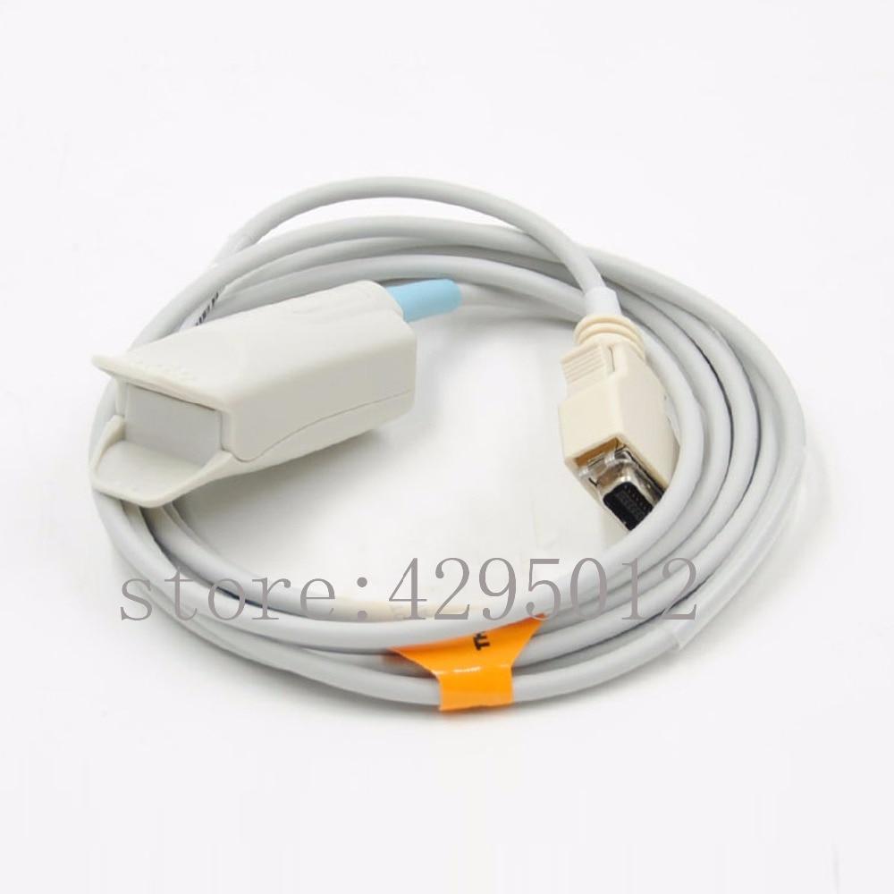 Compatible Masimo #1396 finger clip spo2 sensor