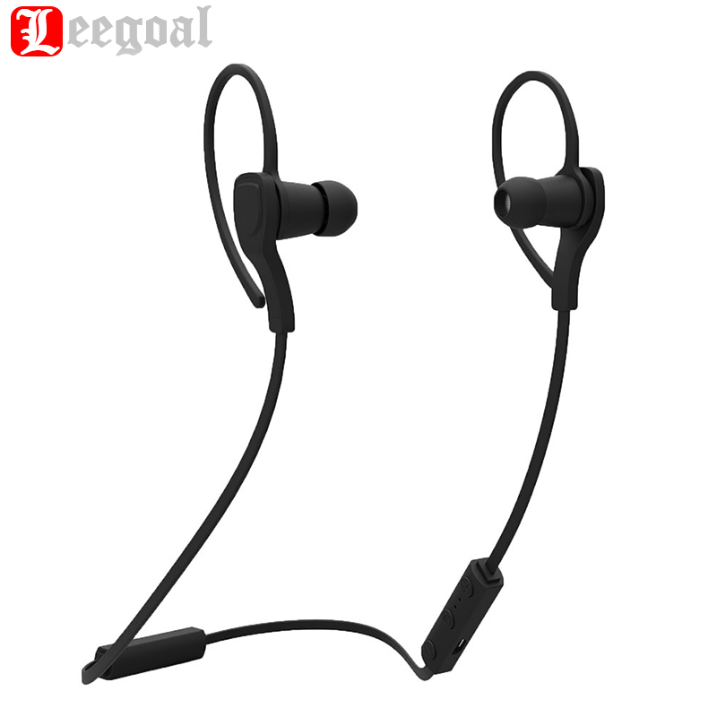 Fashion Wireless  Bluetooth Earphone Stereo In-Ear Sport Running Headphone Music Headset With Mic For iPhone Samsung Xiaomi  wireless music bluetooth headset 4 mini head wear sport ear hanging ear type 4 1 universal running stereo can insert card radio