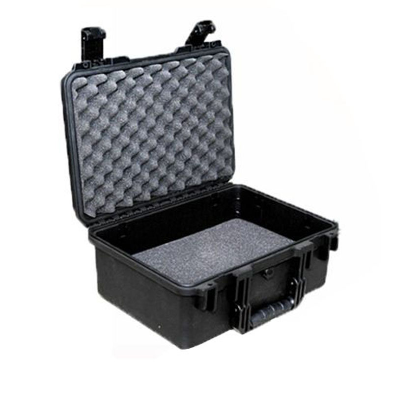 us military standard waterproof hard plastic shot gun case Tricase Supply M2500 Waterproof IP67 Hard Plastic Electronic  Equipment Case with Precut foam