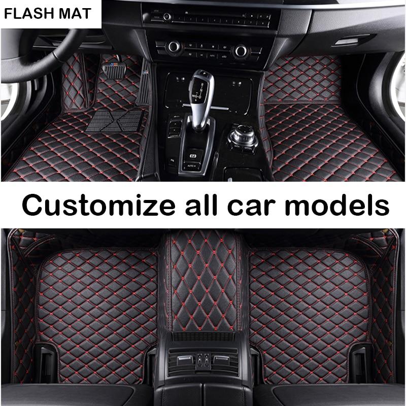 car floor mats for isuzu all models isuzu D-MAX JMC S350 same structure interior auto accessories car mats custom car floor mats for isuzu all models same structure interior car accessorie car styling floor mat