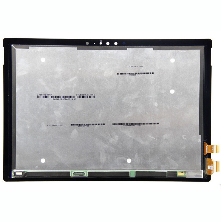 LCD Assembly For Microsoft Surface Pro 4 (1724) LTN123YL01-001 LCD Screen with touch digitizer Assembly pack of 5