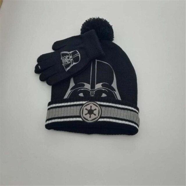 Шапка и перчатки Звездные воины 5
