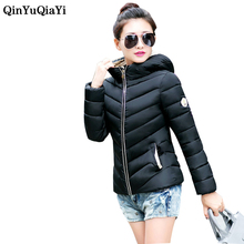 2017 Hot Sale Parka Jacket Women Winter Coat Womens Female Slim Cotton Padded Warm Jacket Coat High Quality Outerwear