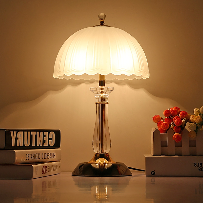 wedding anniversary NEW  Modern minimalist style lamp light adjustable table lamp bedside bedroom lamp glass ZH FG699wedding anniversary NEW  Modern minimalist style lamp light adjustable table lamp bedside bedroom lamp glass ZH FG699