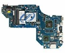 Материнская плата для ноутбука 702177-501 для HP для ENVY M6 M6-1000 материнская плата QCL51 LA-8712P DDR3 неинтегрированная 100% тесты ok