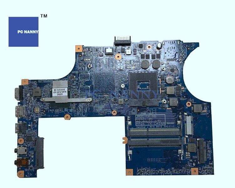Материнская плата PCNANNY 48.4HL01.03N для ноутбука ACER ASPIRE timel3820 T s989 09921-3N