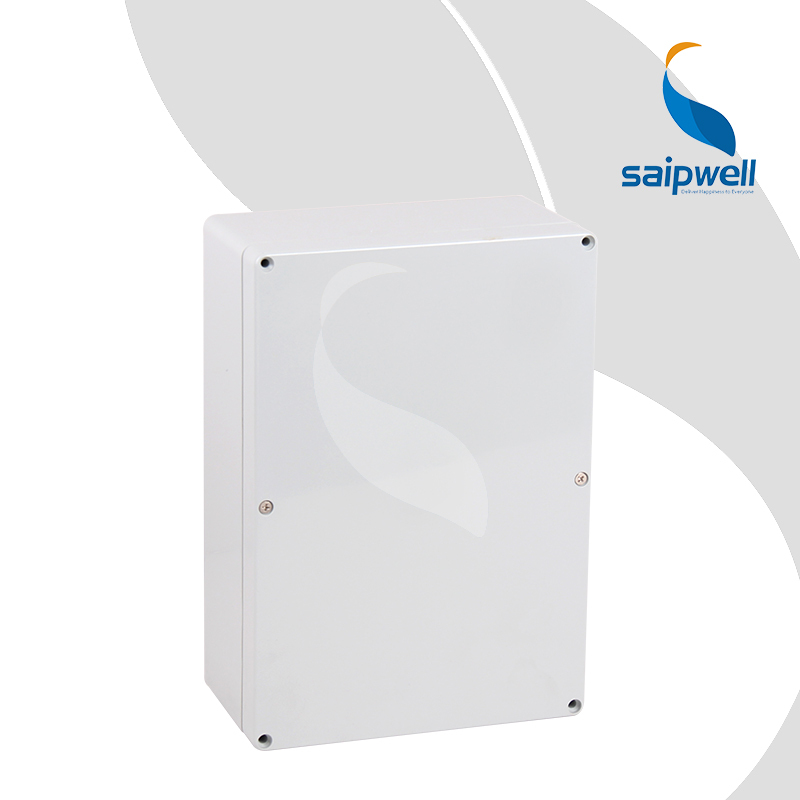 Saipwell 2015 Newest Industrial Plastic Enclosures Junction Box Abs Plastic Enclosure High Quality 263 182 95mm