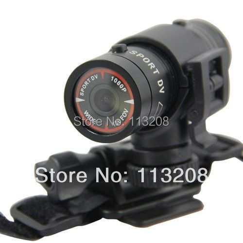 FULL HD 1080P Mini Waterproof Sports DVR Video Recorder Outdoor Action Camera F9