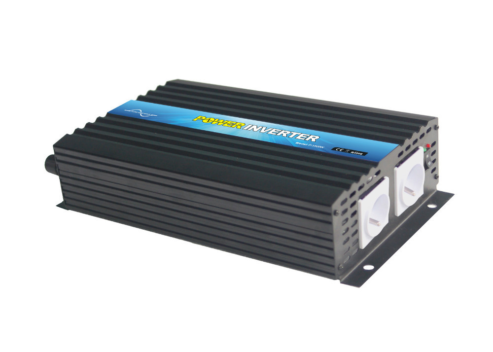 Hearty Off-grid Dc12v/24v/48v Ac100v-120v/220v-240v 1500w Pure Sine Wave Frequency Invertor/solar Invertor/solar Inverter Electrical Equipments & Supplies