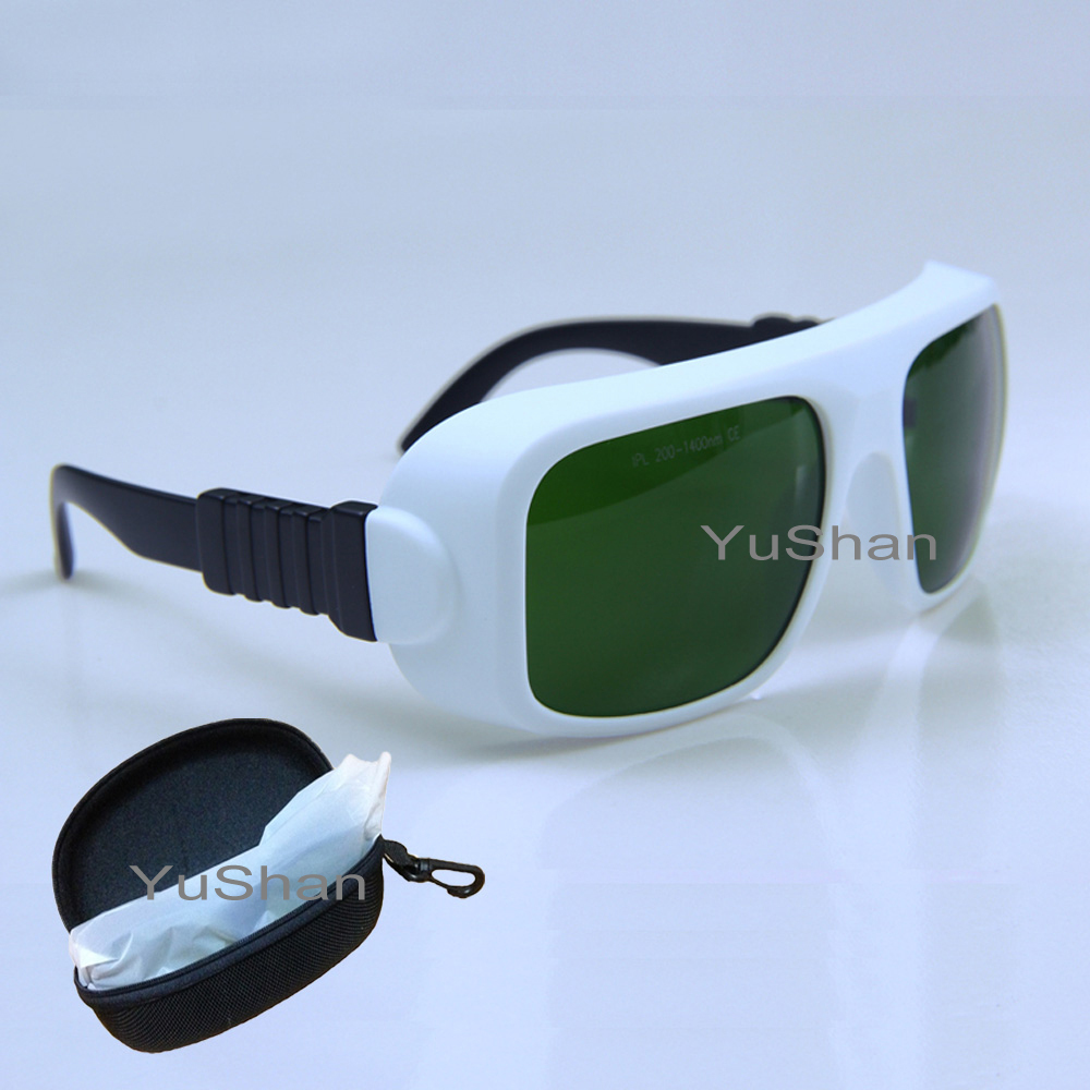 IPL Laser Safety Glasses 200-1400nm Laser Protection Glasses Goggles erl 36 2700 3000nm erbium laser protection laser safety glasses goggles