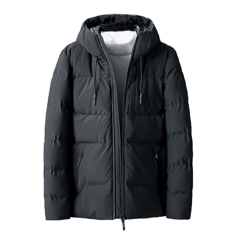 winter jackets Men Thicken Warm Men Parkas Hooded Coat Fleece Man's Jackets Outwear Jaqueta Masculina Drop Shipping ABZ107