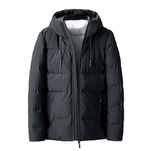 winter jackets Men Thicken Warm Men Parkas Hooded Coat Fleece Mans Jackets Outwear Jaqueta Masculina Drop Shipping ABZ107